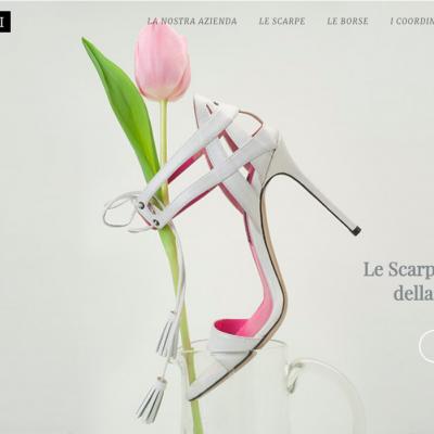 Sito web Realizzato per Sandro Vicari