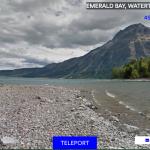 emerald bay vista con Teleport me